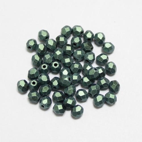 FP4 Metallic Suede Lt. Green