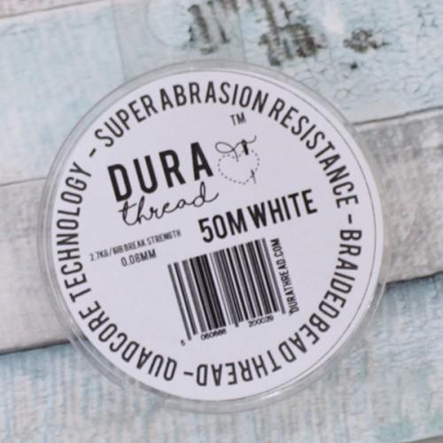 חוט דורה 8 LB לבן