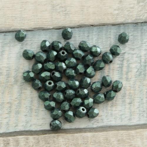 FP3 Metallic Suede Lt Green
