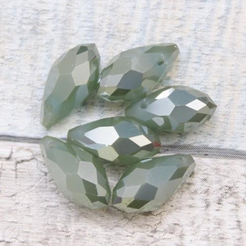 טיפה 13/5 Green Opal Shimmer