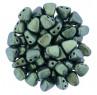 Nib-Bit polychrome aqua teal